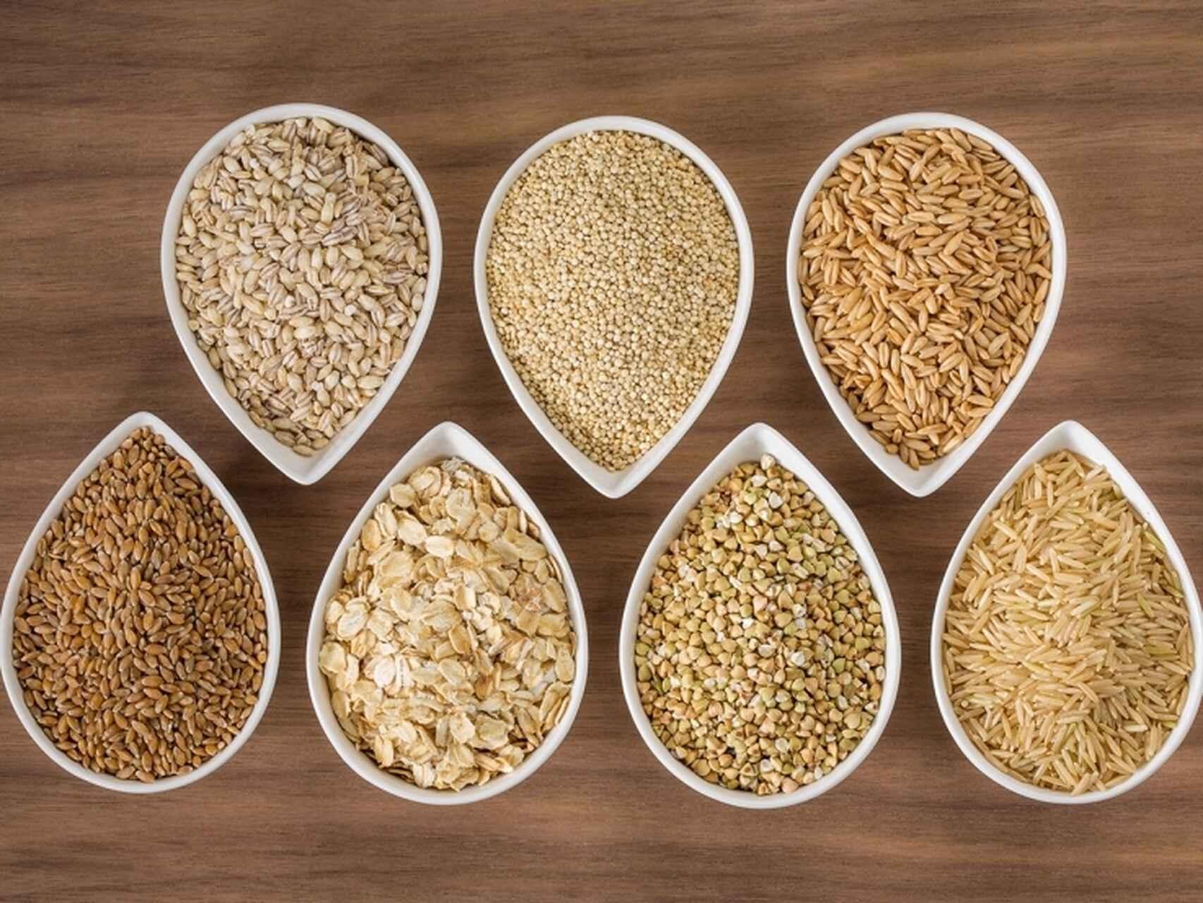 Producción Agrícola - Cereales