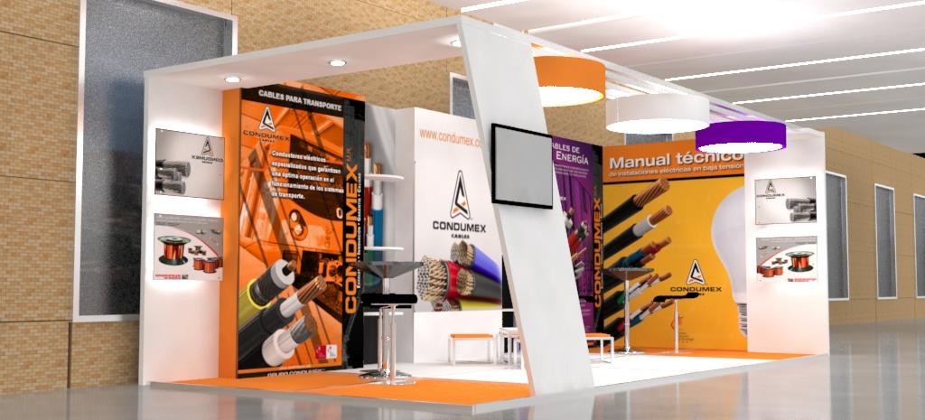 Feria de Emprendimiento 1 - Preparación de Stand